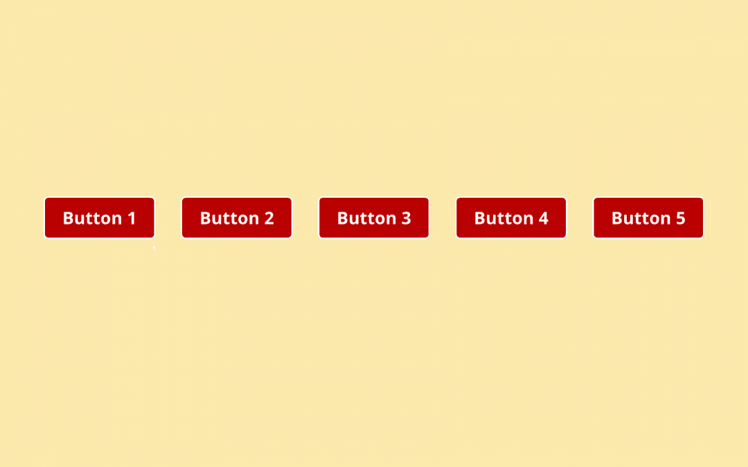 How to Put Five (or More) Buttons in a Divi Row